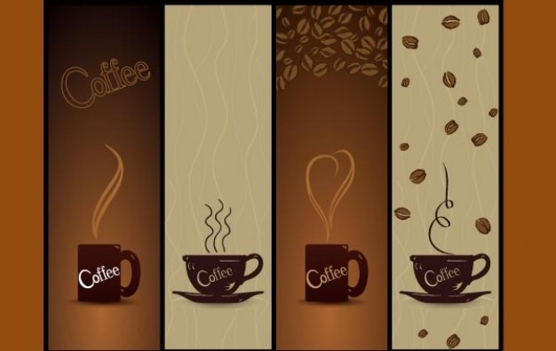 Vector Coffee Banners  Vector | Free Download