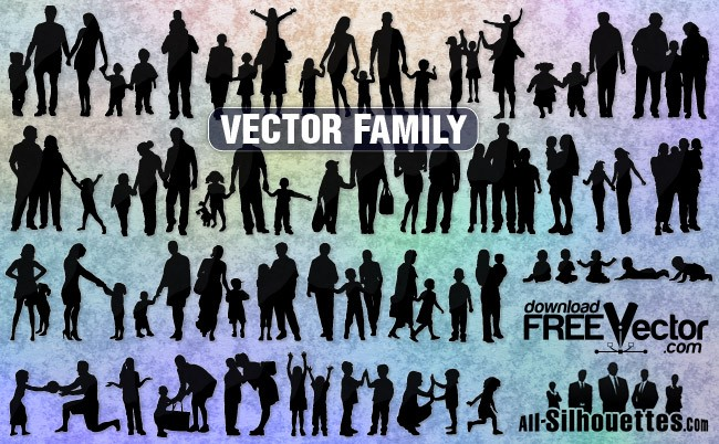 Vector family images