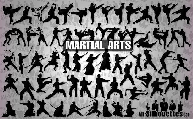 Vector martial arts