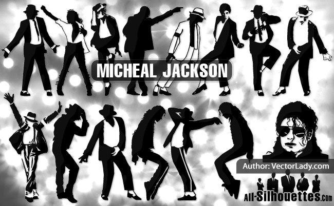 Vector Micheal Jackson