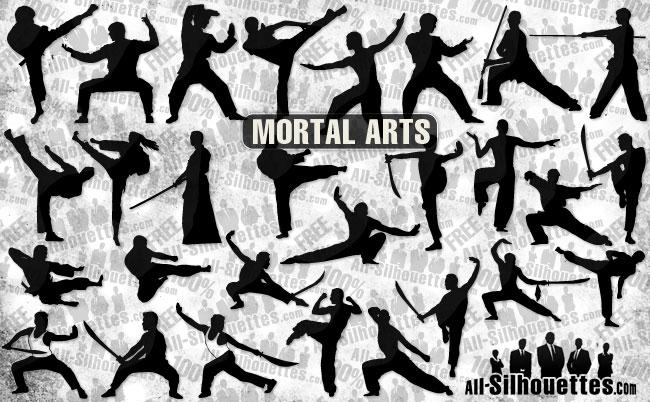 Vector mortal arts