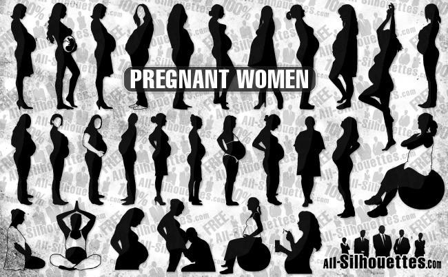 Vector pregnant women