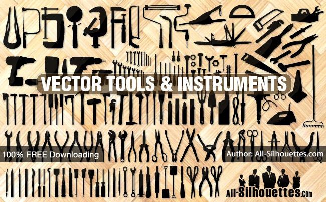 Vector tools, instruments, equipment
