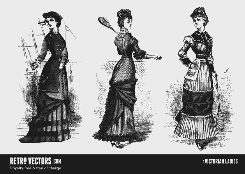 Victorian Ladies 3