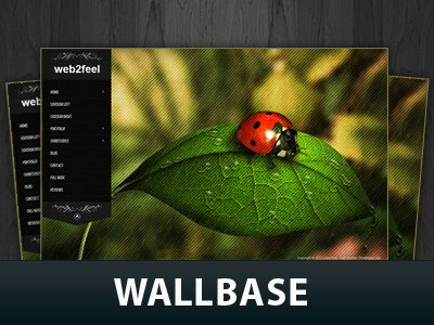 Wallbase WordPress Themes