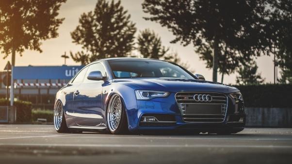 Wallpaper Audi