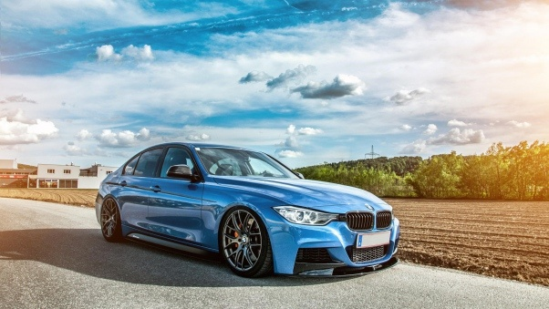 Wallpaper Bmw, F30, 335i, Tuning, Stance HD