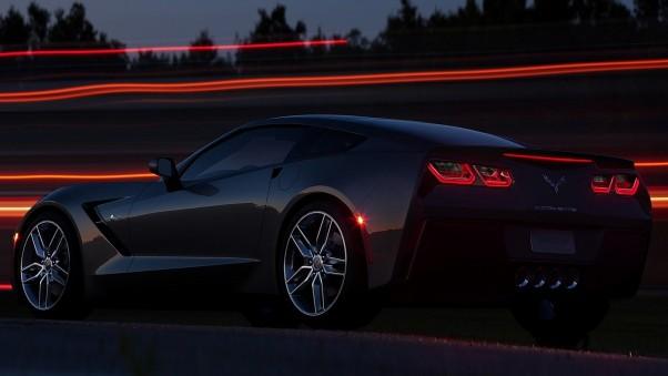 Wallpaper Chevrolet, Corvette, Stingray c7 HD