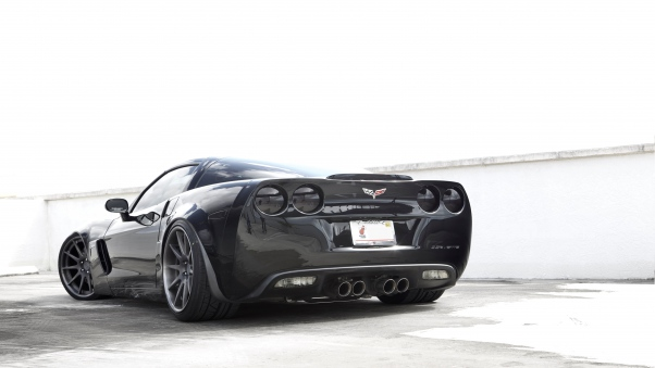 Wallpaper Chevrolet, Corvette, Z06, Cars, Auto HD