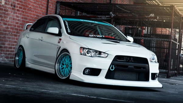 Wallpaper Mitsubishi lancer, Evo x, Tune HD