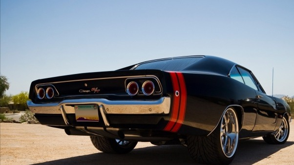 Wallpaper Muscle cars, Dodge, Dodge charger, Car, Stylish HD