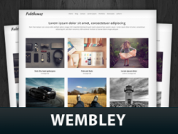 Wembley WordPress Themes