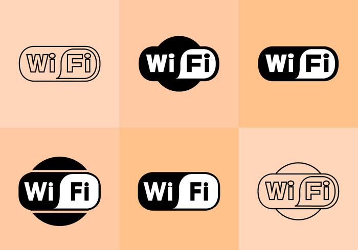 Wifi Logo Vectors