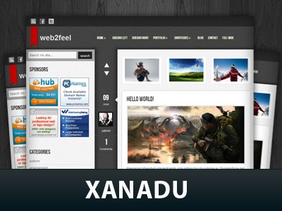 Xanadu WordPress Themes