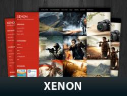 Xenon WordPress Themes