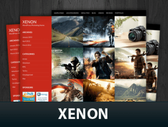 Xenon WordPress Themes