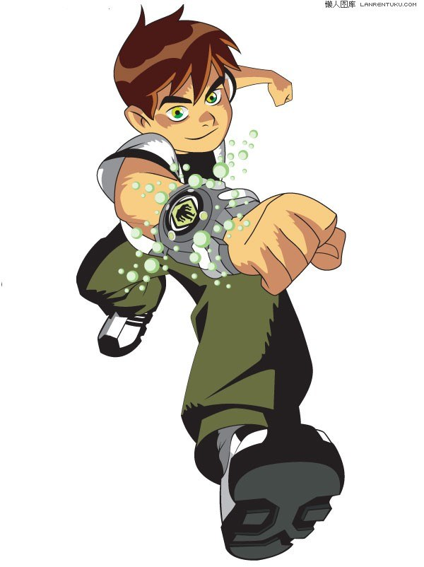 ben10 classic cartoon characters
