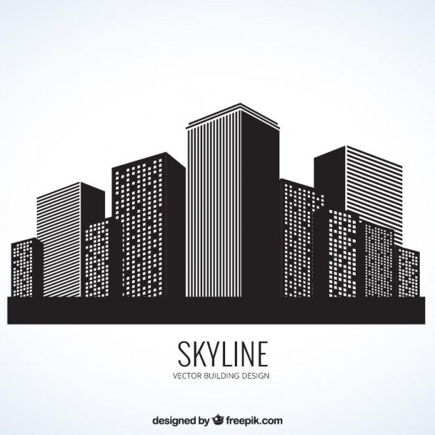 Buildings skyline