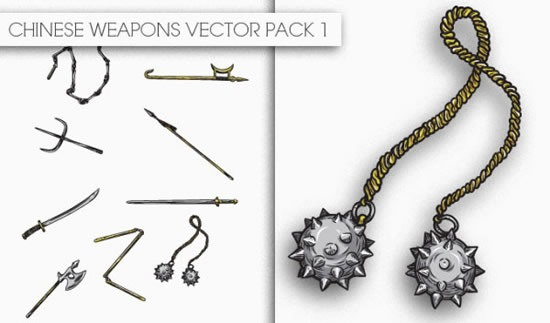 Chinese traditional weapons
