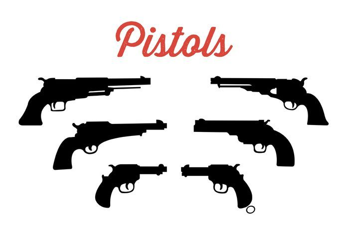 Collection of Pistols