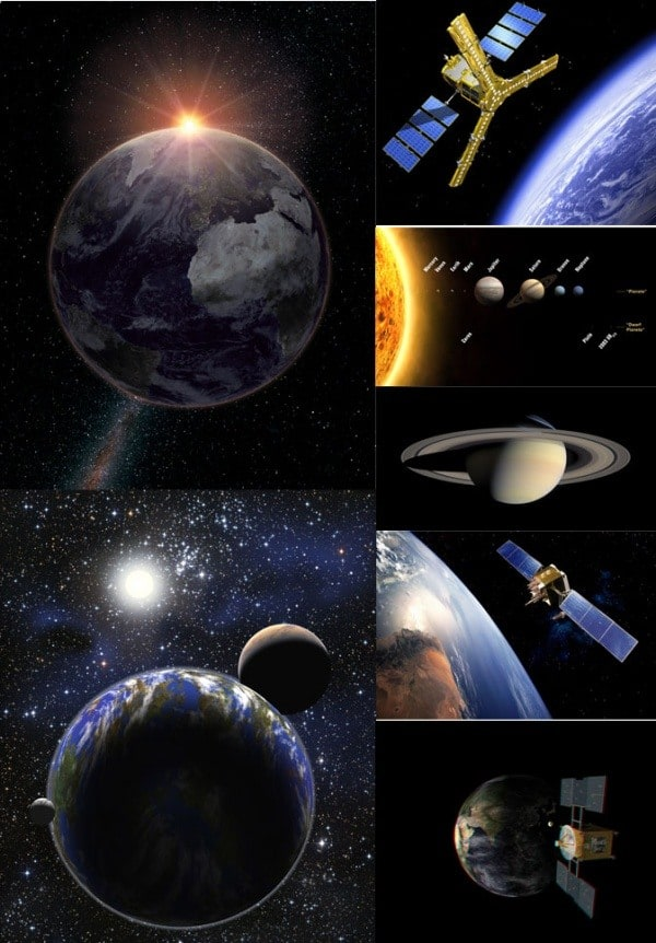 3D vastness of the universe HD Picture 2 [7P]