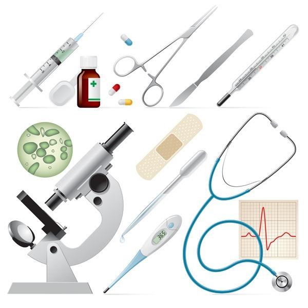 Medical supplies icon