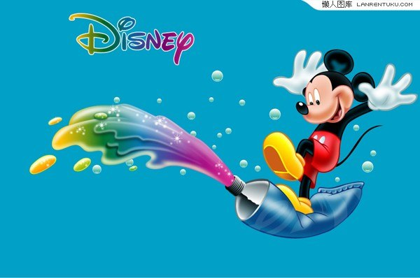 Mickey Mickey Mouse Vector material