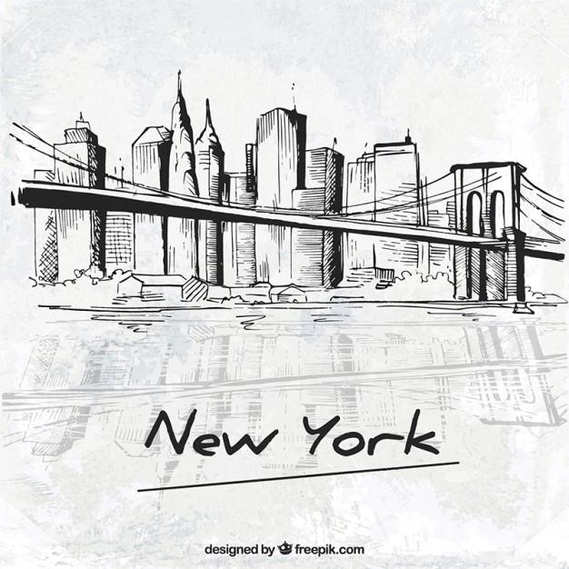 Sketchy new york city