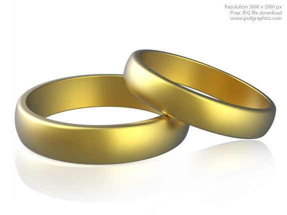 Wedding Rings Free Graphic Design Elements Cliparts And