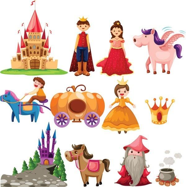 cartoon fairy tale image 02