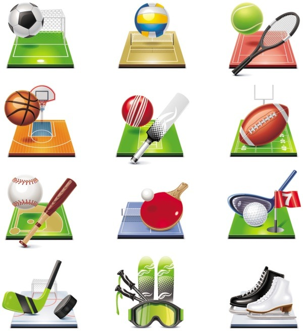 Sports related icon 04