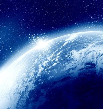 Creative Space and Earth Photos