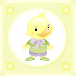 Baby chicken design Vector | Free Download