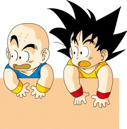 Dragon Ball Comics vector