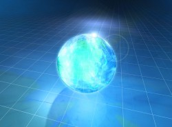 Fantasy Blue Earth background picture material