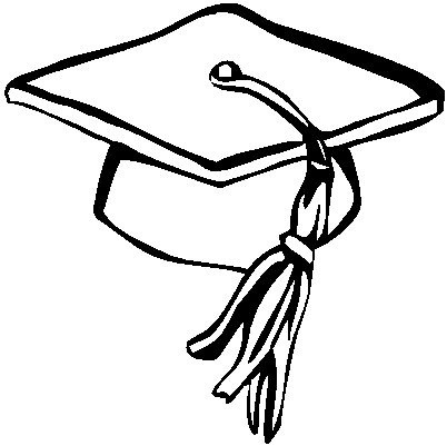 Free Clipart Graduation Hat – Cliparts.co
