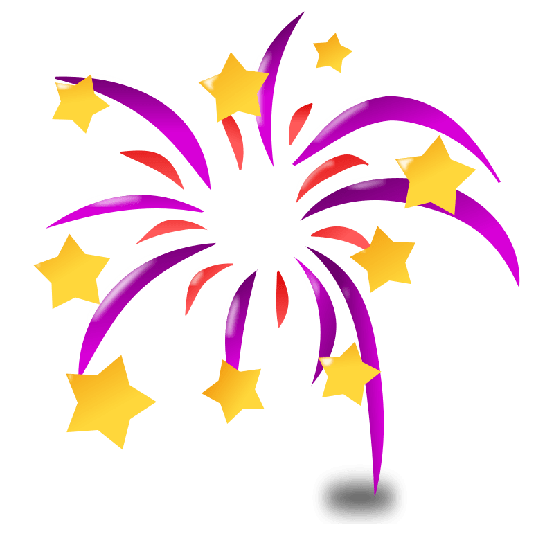 Free To Use & Public Domain Fireworks Clip Art – Cliparts.co