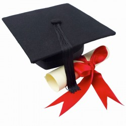 Graduation Cap And Gown – Cliparts.co
