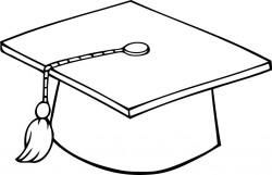 Graduation Hat Clip Art Free – Cliparts.co