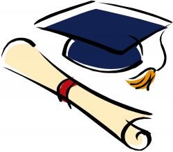Graduation Hat Clipart – Cliparts.co