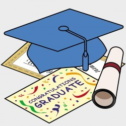 Graduation Vector Art – ClipArt Best – Cliparts.co