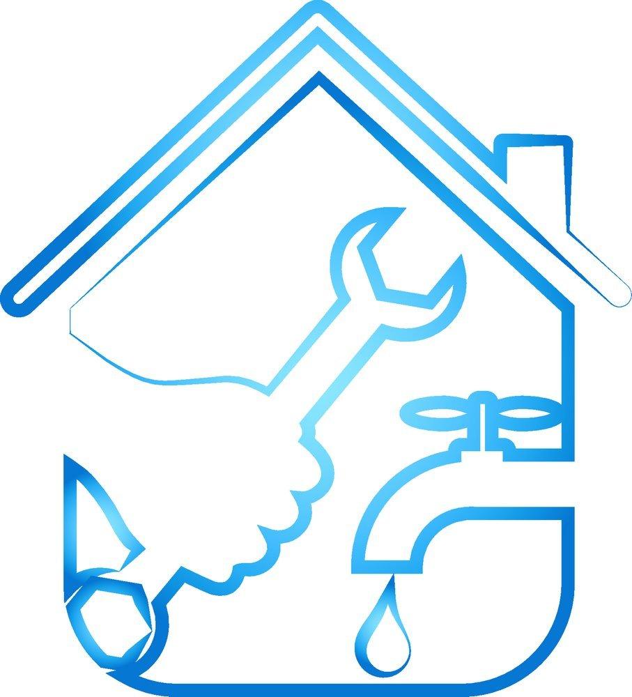 House-pipe vector logo
