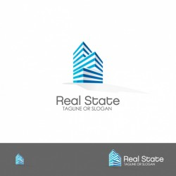 Real estate logo template Vector | Free Download