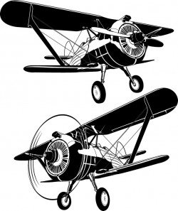Vector aircraft model