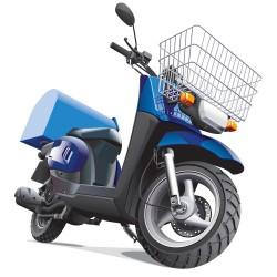 Vector Motorcycle