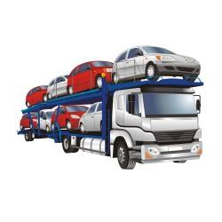 truck Vector design material