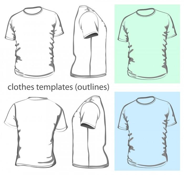 Vector T-shirt design vector