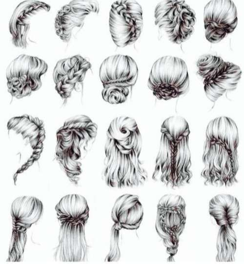 A visual compilation of braids