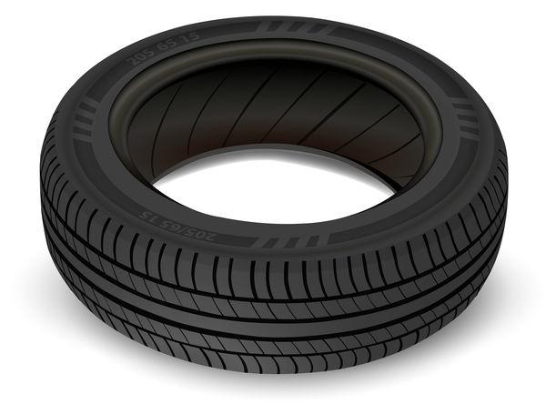 Auto tires design vector set 03