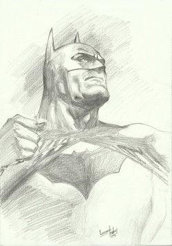 Batman by leonartgondim on DeviantArt